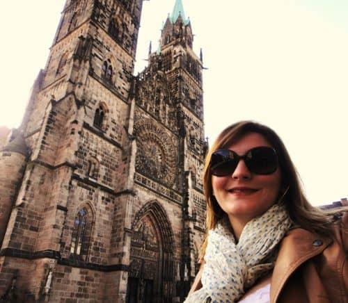 Igreja Lorenzkirche em Nuremberg