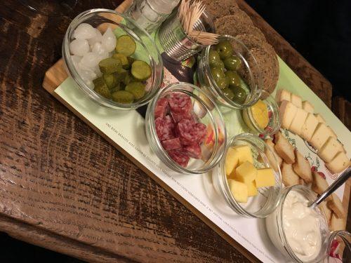 Aperitivos para degustar junto com as cervejas belgas
