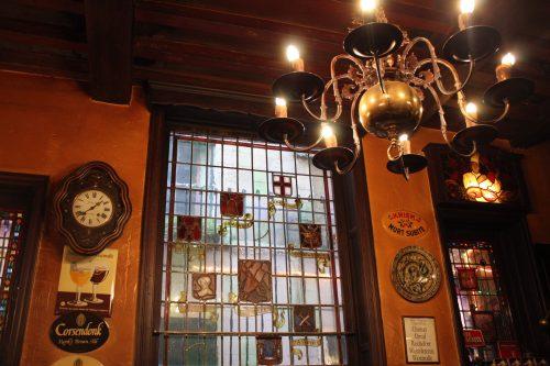 Bar Aux Vieux Temps em Bruxelas