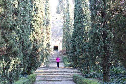 Giardino Giusti em Verona