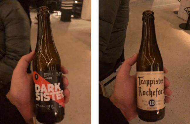 quais cervejas tomar em Bruxelas