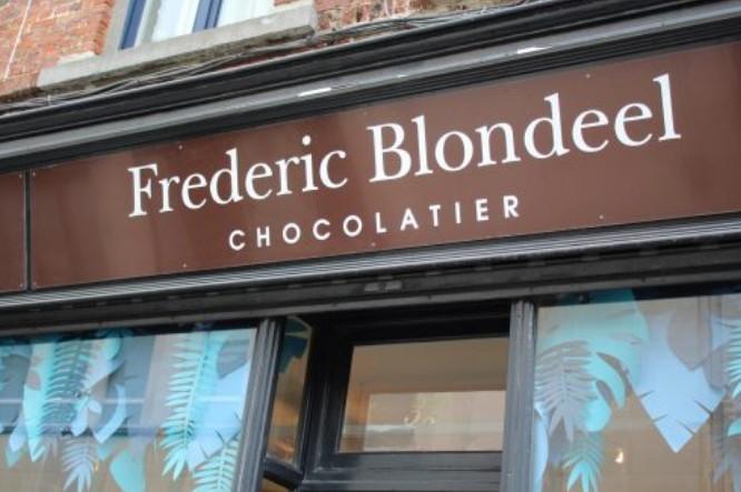Frederic Blondeel Brussels