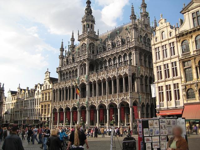 Casa do Rei, em Bruxelas