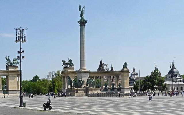 Praça dos Heróis de Budapeste