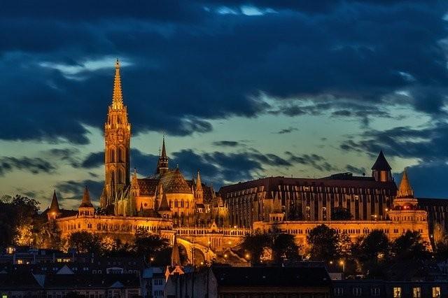 Igreja Matthias de Budapeste
