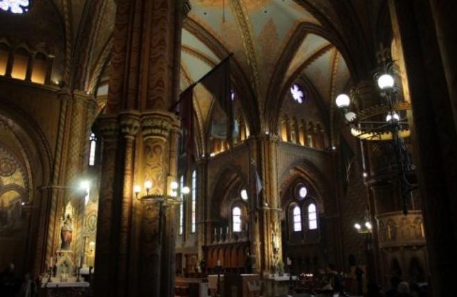 Basílica Santo Estevão em Budapeste