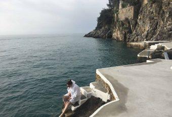 """Hotel Santa Caterina em Amalfi: """"dolce far niente"""" em praia privativa"""