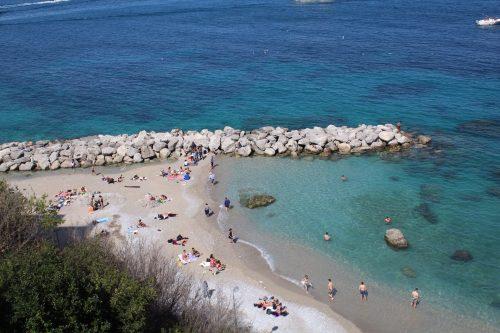 Marina Grande em Capri