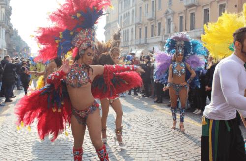 Brasileiros em Verona