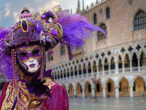 Como é o Carnaval na Itália