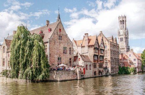 História de Bruges e os principais pontos turísticos