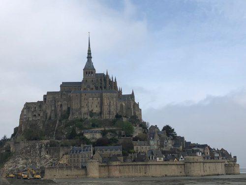Ilha de Monte Saint-Michel