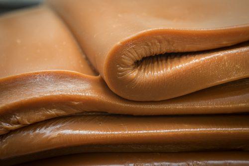 Caramelo produzido por fábrica na França
