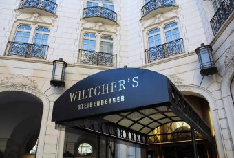 Steigenberger Wiltcher's: super hotel no centro de Bruxelas