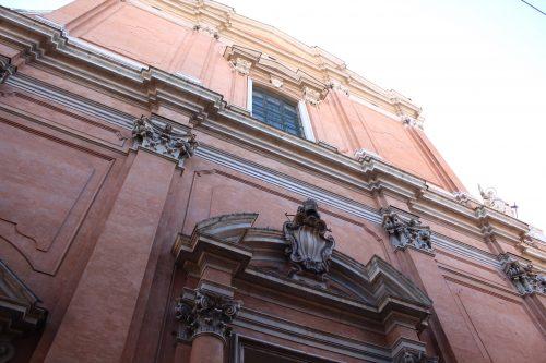 Fachada da Catedral Metropolitana de San Pietro