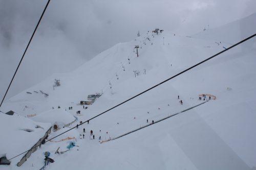 Estação de esqui Nordkette