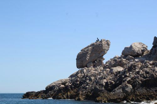 Estátua do Scugnizzo, em Capri