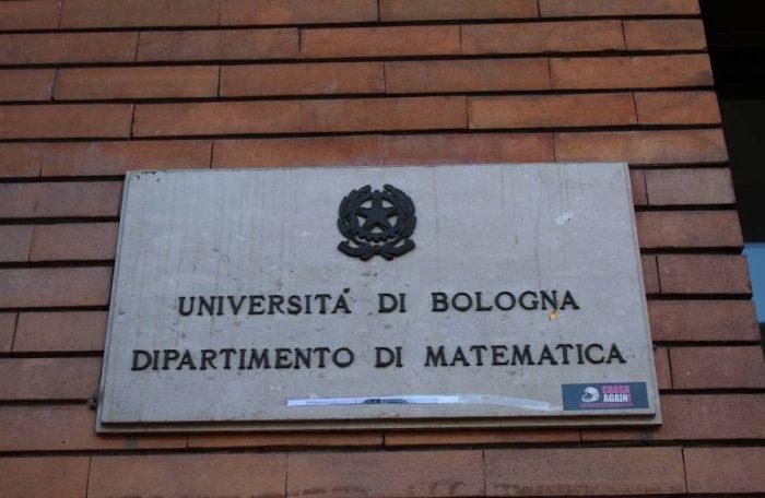 Placa da Universidade de Bolonha