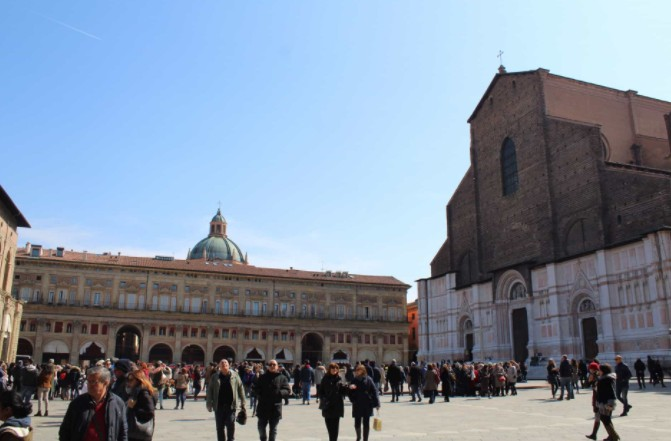 Centro da Piazza Maggiore