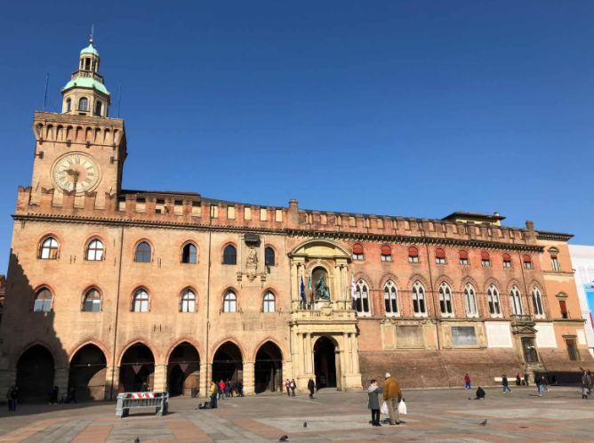 Palazzo dell' Accursio