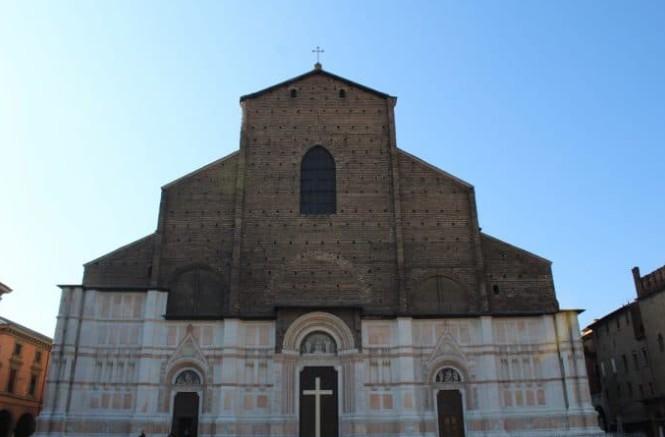 Basílica de São Petrônio em Bolonha