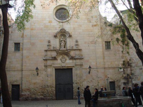 Arquitetura e fatos do Bairro Gótico de Barcelona