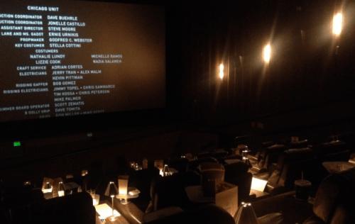 Sala de cinema em São Paulo