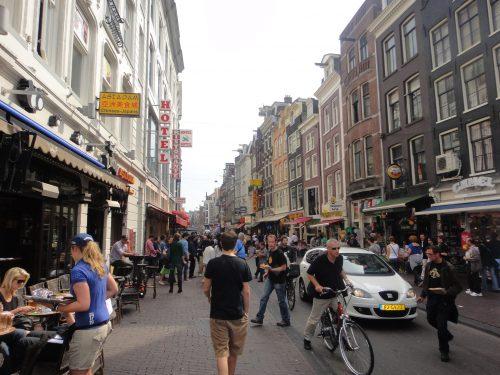 Onde fazer compras na Holanda