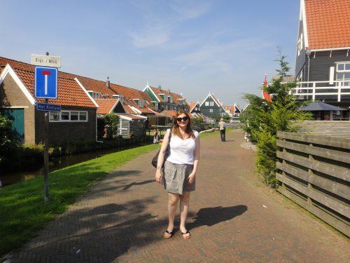 Casas típicas de Volendam