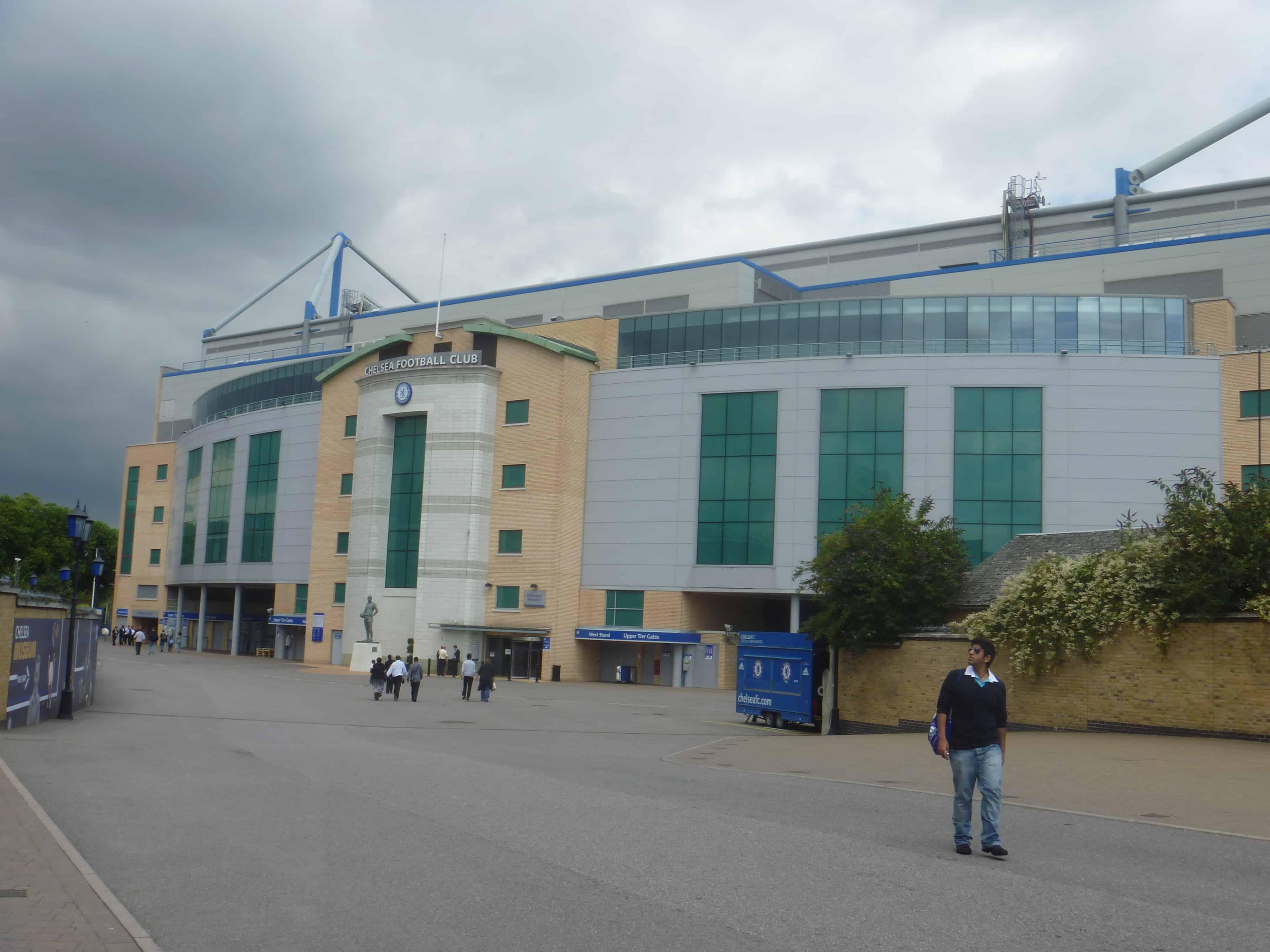 estádio Stamford Bridge