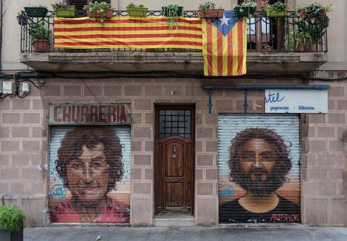 Barcelona separatista