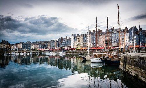 Como visitar a Normandia: cidade de Honfleur