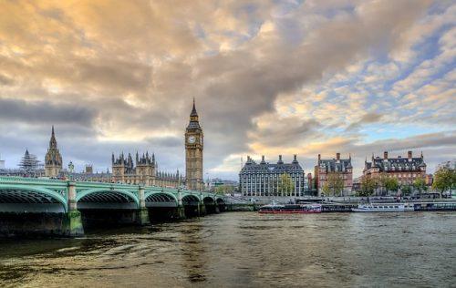 Arquitetura inglesa de Londres