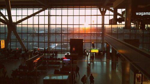 aeroporto londres