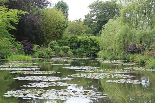 Jardim de Monet, em Giverny