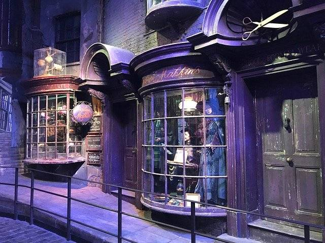 Tour do Harry Potter em Londres