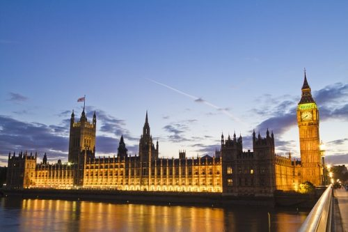 Arquitetura inglesa e rio