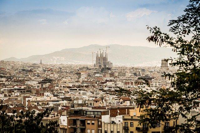 A cidade de Barcelona