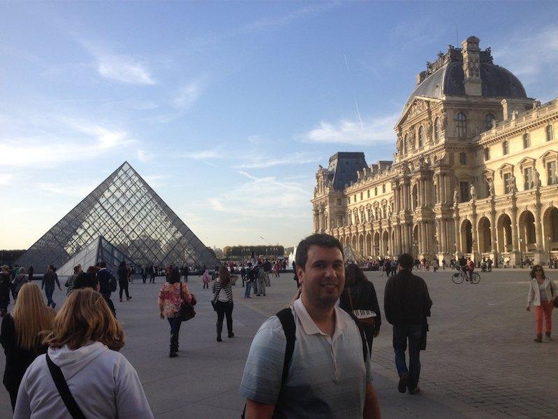 Guia de Paris gratuito: Museu do Louvre