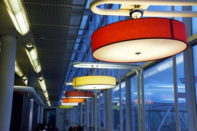 Aeroporto de Orly em Paris