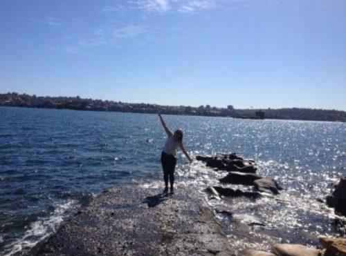Viagem para Sydney