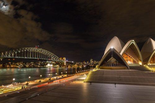 Circular Quay, em Sydney