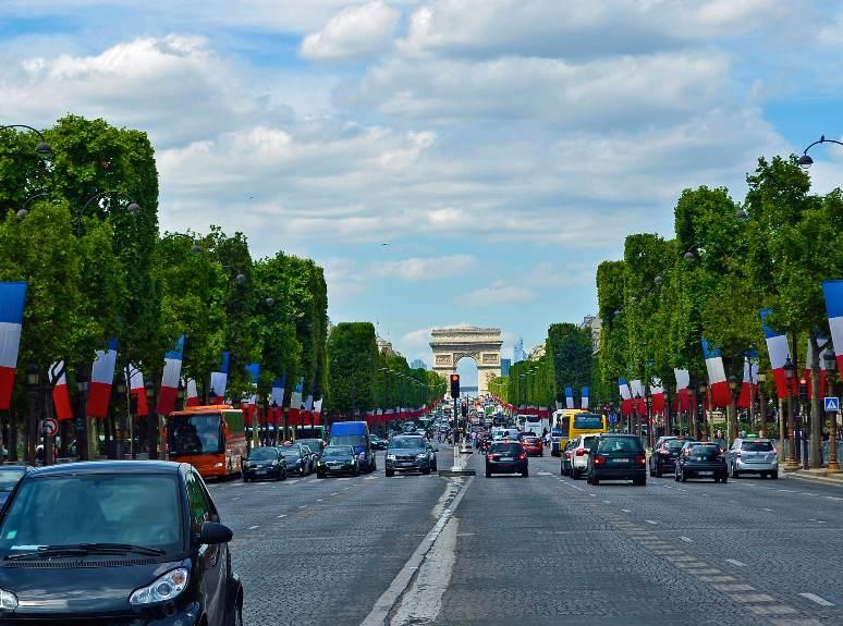 Trânsito de Paris