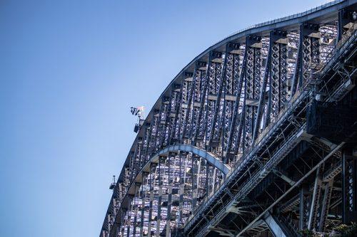 A principal ponte de Sydney