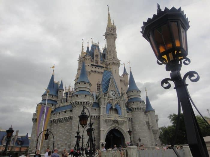 Castelo da Cinderela, em Orlando
