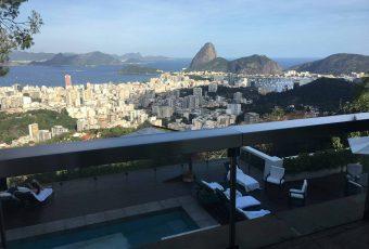 Hotel Vila Santa Teresa: o hotspot carioca com vista de cartão-postal