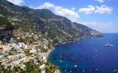 Roteiro pela Costa Amalfitana de 1, 2, 3 ou 4 dias + mapa