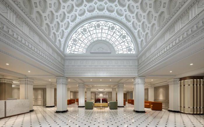 Hamilton Hotel em Wahington DC