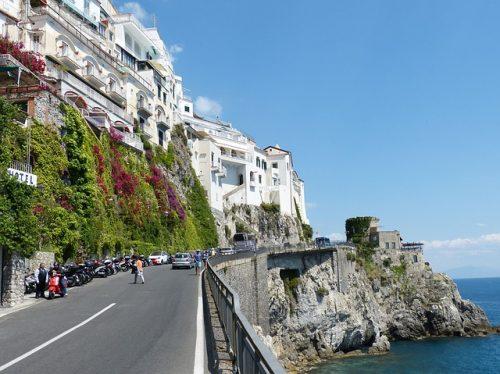 Estrada de Amalfi