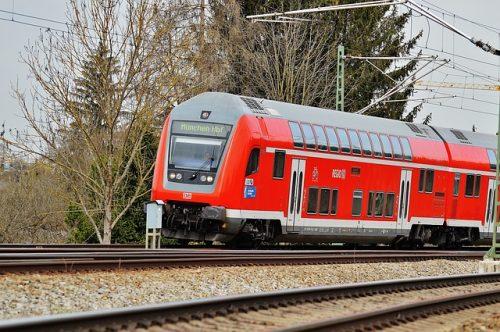 Trem para Munique